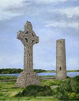 High Cross of Clonmacnois, Co Offaly