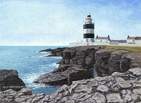 Hook Head Lighthouse, Co. Wexford.