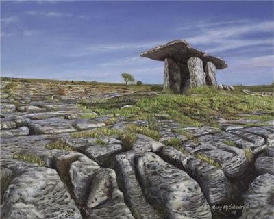 The Burren Co Clare