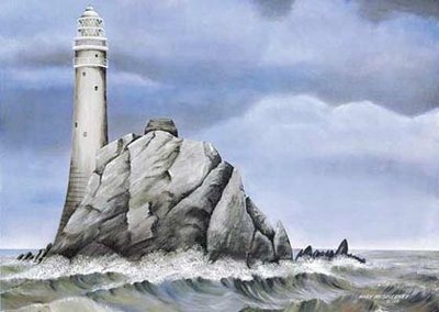 Fastnet Rock Lighthouse, Co. Cork
