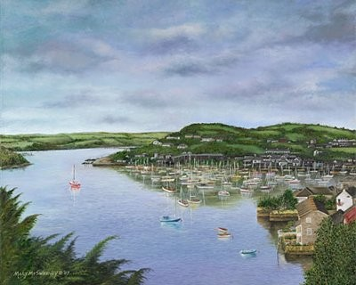 Kinsale Harbor, Co. Cork