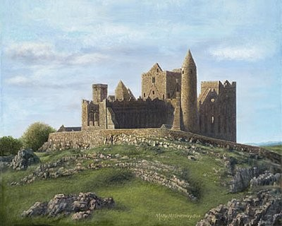 Rock of Cashel ,  Co.Tipperary